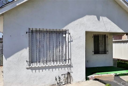 3 bed 1 bath Single Family at 1401 E 59th St Los Angeles, CA, 90001 is for sale at 449k - google static map