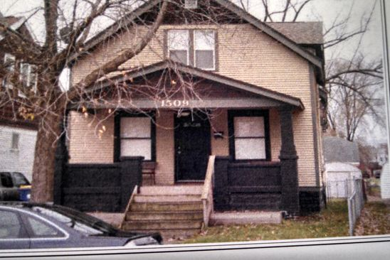 4 bed 2 bath Single Family at 1509 ALPINE AVE NW GRAND RAPIDS, MI, 49504 is for sale at 125k - google static map