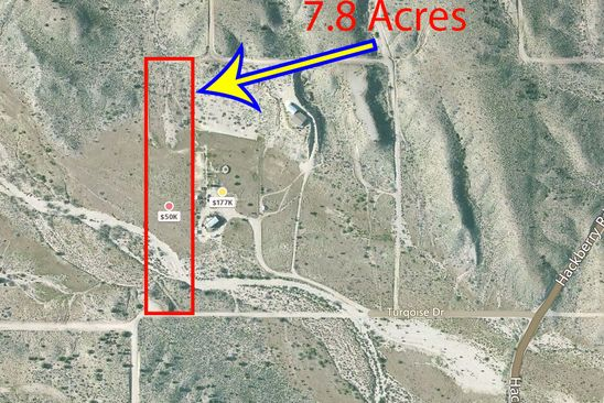 null bed null bath Vacant Land at  0 Turquise Drive Kingman, AZ, 86401 is for sale at 16k - google static map