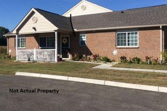 3 bed 2 bath Condo at 4294 Cobbleton Grove Cir Canal Winchester, OH, 43110 is for sale at 142k - google static map