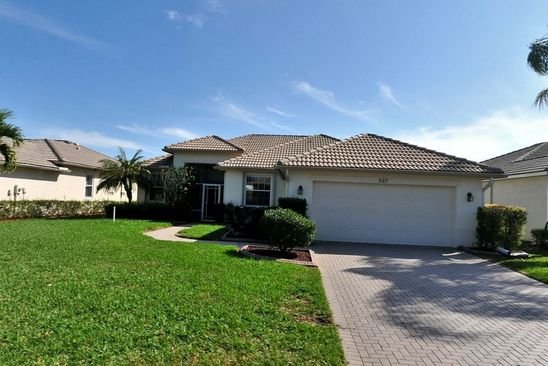 4 bed 2 bath Single Family at 257 NW Waverly Cir Port St. Lucie, FL, 34983 is for sale at 250k - google static map