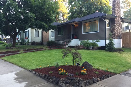 2 bed 1 bath Single Family at 2204 S GRAND BLVD SPOKANE, WA, 99203 is for sale at 260k - google static map