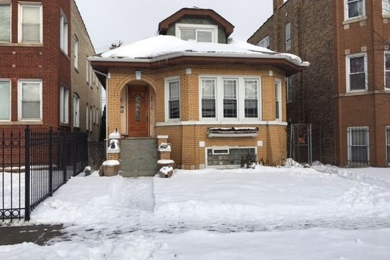 3 bed 2 bath Single Family at 4316 W PARKER AVE CHICAGO, IL, 60639 is for sale at 269k - google static map