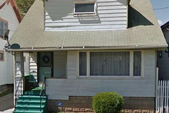 3 bed 1 bath Single Family at 184 PARKRIDGE AVE BUFFALO, NY, 14215 is for sale at 60k - google static map