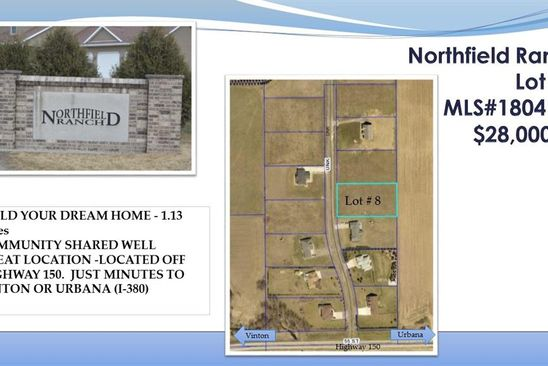 null bed null bath Vacant Land at  Northfield Rnch Vinton, IA, 52349 is for sale at 28k - google static map