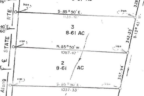 null bed null bath Vacant Land at 652 NW Cobb Rd Lot: 3 & Arvonia, VA, 23004 is for sale at 40k - google static map