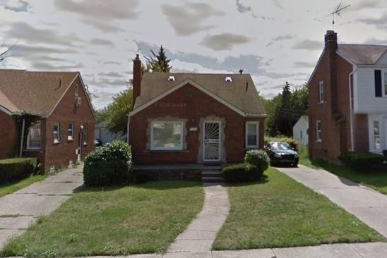 3 bed 1 bath Single Family at 13820 FAIRMOUNT DR DETROIT, MI, 48205 is for sale at 40k - google static map