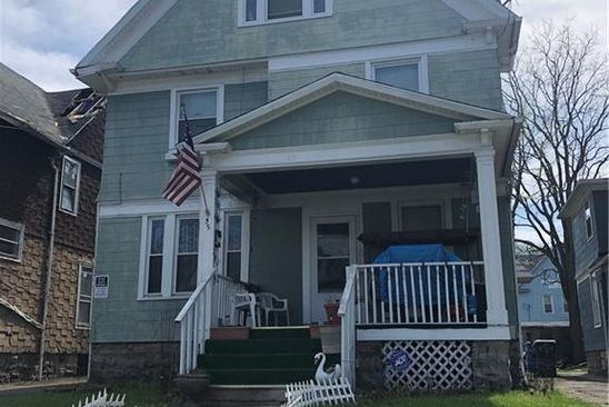7 bed 2 bath Single Family at 59 Peck St Rochester, NY, 14609 is for sale at 50k - google static map