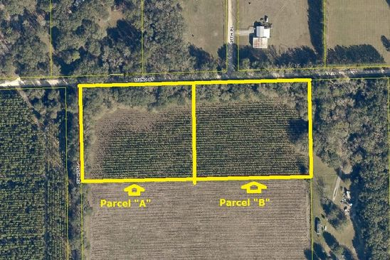 """null bed null bath Vacant Land at 172ND Street """"B"""" Lake City, FL, 32024 is for sale at 40k - google static map"""
