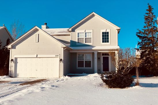 3 bed 3 bath Single Family at 2319 SHILOH DR AURORA, IL, 60503 is for sale at 260k - google static map
