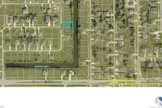 null bed null bath Vacant Land at 1423 SW 21ST AVE CAPE CORAL, FL, 33991 is for sale at 26k - google static map