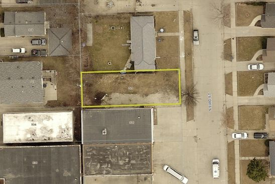 null bed null bath Vacant Land at 529 S 93rd St Milwaukee, WI, 53214 is for sale at 29k - google static map