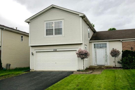 3 bed 3 bath Condo at 2329 Carpenter Ave Plainfield, IL, 60586 is for sale at 195k - google static map