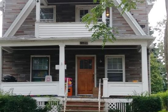 4 bed 2 bath Multi Family at 1725 WELCH AVE NIAGARA FALLS, NY, 14303 is for sale at 40k - google static map