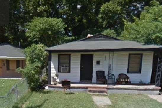 4 bed 2 bath Single Family at 2236 Hunter Ave Memphis, TN, 38108 is for sale at 13k - google static map