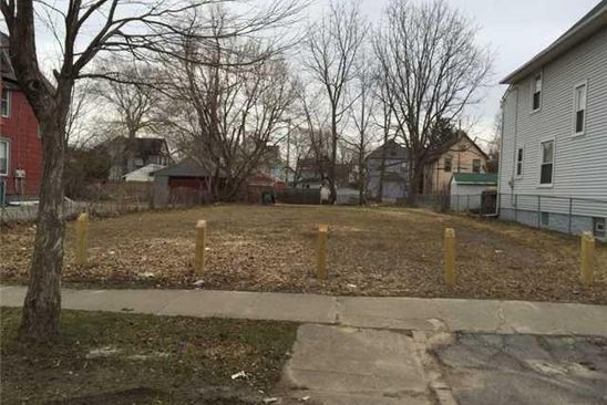 6 bed null bath Vacant Land at 184 Warner St Rochester, NY, 14606 is for sale at 3k - google static map