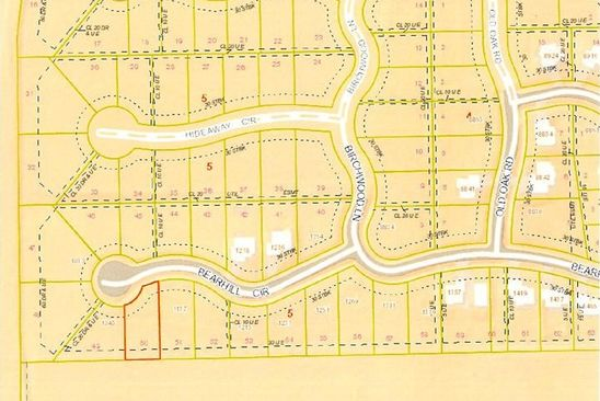 null bed null bath Vacant Land at  Block 5 Bearhill Estates Add Park City, KS, 67147 is for sale at 25k - google static map