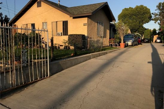 5 bed 3 bath Multi Family at 3722 DURFEE AVE EL MONTE, CA, 91732 is for sale at 700k - google static map