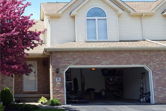 2 bed 2 bath Townhouse at 8 Pineview Ct West Seneca, NY, 14224 is for sale at 180k - google static map