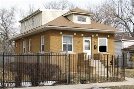 5 bed 2 bath Single Family at 1306 E 69TH ST CHICAGO, IL, 60637 is for sale at 144k - google static map