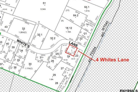2 bed null bath Vacant Land at 4 Whites Ln Halfmoon, NY, 12065 is for sale at 58k - google static map