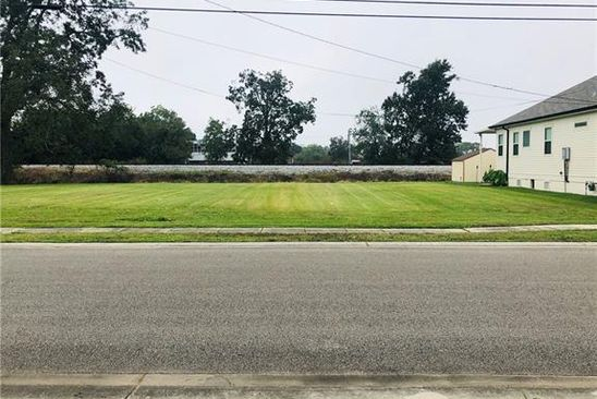 null bed null bath Vacant Land at 1706 Alexander Ave Arabi, LA, 70032 is for sale at 55k - google static map