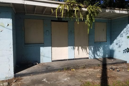 8 bed 4 bath Multi Family at 1647 W 2nd St Jacksonville, FL, 32209 is for sale at 78k - google static map