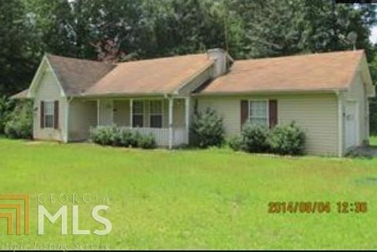 3 bed 2 bath Single Family at 372 PARKER MILL RD ZEBULON, GA, 30295 is for sale at 150k - google static map