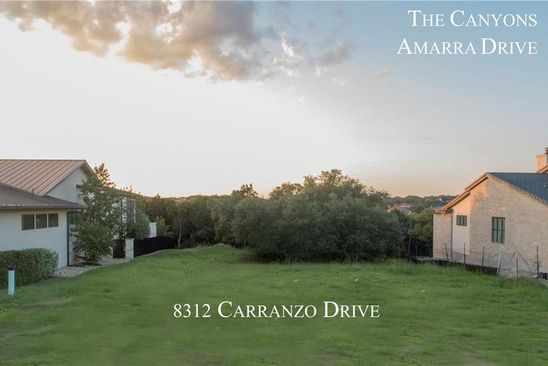 null bed null bath Vacant Land at 8312 Carranzo Dr Austin, TX, 78735 is for sale at 550k - google static map