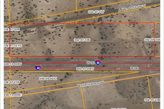 null bed null bath Vacant Land at 72 Juniperwood Rnch Ash Fork, AZ, 86320 is for sale at 23k - google static map