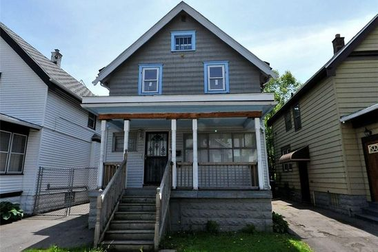 4 bed 2 bath Multi Family at 219 FLORIDA ST BUFFALO, NY, 14208 is for sale at 68k - google static map