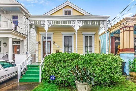 4 bed 3 bath Single Family at 125 N GENOIS ST NEW ORLEANS, LA, 70119 is for sale at 395k - google static map