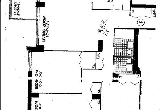 3 bed 3 bath Cooperative at 290 W 232nd St Bronx, NY, 10463 is for sale at 405k - google static map