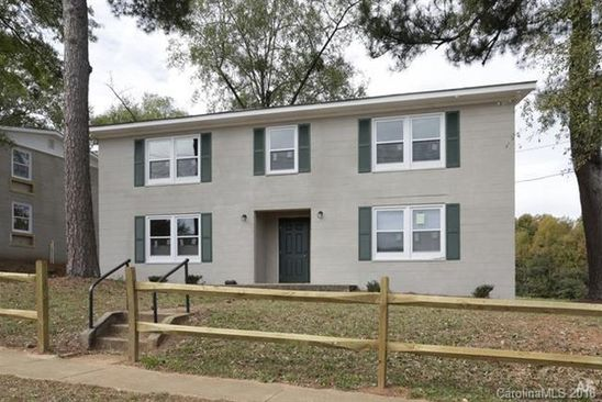 2 bed 1 bath Townhouse at 201 Chandler Dr Gaffney, SC, 29340 is for sale at 60k - google static map