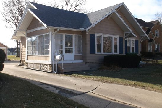 2 bed 1 bath Single Family at 422 W PERU ST PRINCETON, IL, 61356 is for sale at 79k - google static map
