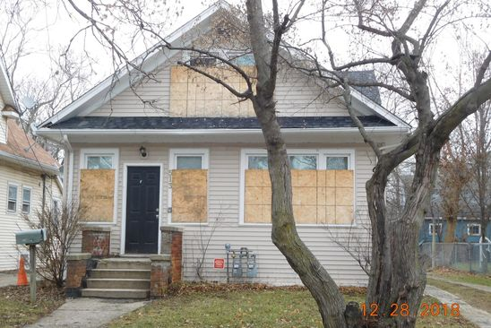 3 bed 2 bath Multi Family at 513 N Poplar St Waukegan, IL, 60085 is for sale at 35k - google static map