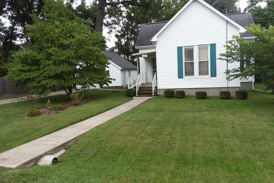 2 bed 1 bath Single Family at 205 PLUM ST MARSHALL, IL, 62441 is for sale at 63k - google static map