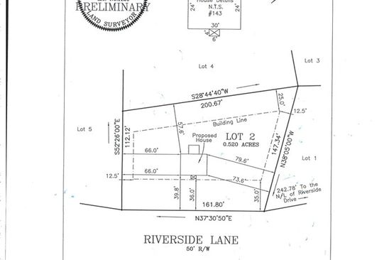 null bed null bath Vacant Land at 143 RIVERSIDE DR SCHUYLER, VA, 22969 is for sale at 22k - google static map