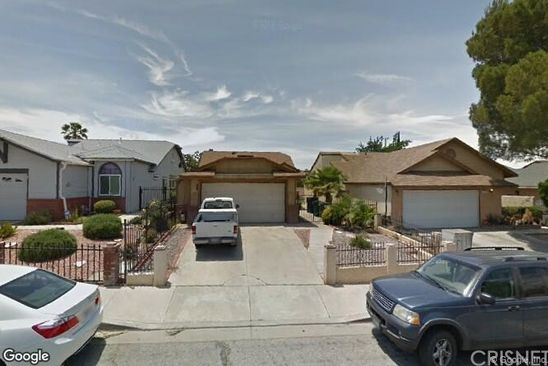 2 bed 2 bath Single Family at 37625 LASKER AVE PALMDALE, CA, 93550 is for sale at 195k - google static map