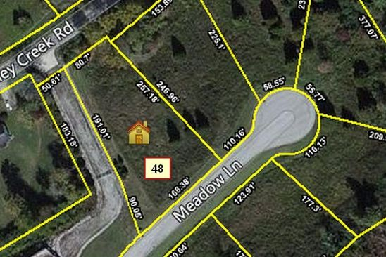 null bed null bath Vacant Land at  Meadow Ln Harriman, TN, 37748 is for sale at 35k - google static map