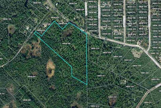 null bed null bath Vacant Land at  Vacant Yates Creek Rd Perry, FL, 32348 is for sale at 100k - google static map