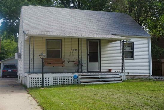 2 bed 1 bath Single Family at 1920 N JEANETTE AVE WICHITA, KS, 67203 is for sale at 46k - google static map