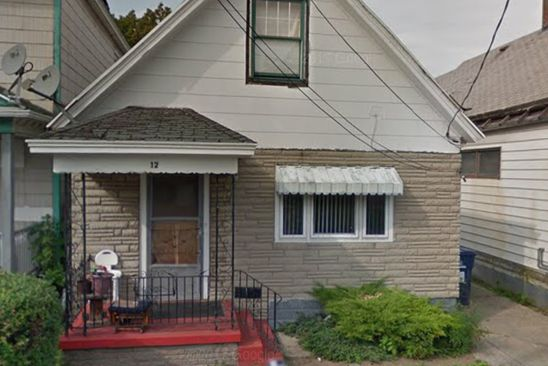 3 bed 1 bath Single Family at 12 NEWTON ST BUFFALO, NY, 14212 is for sale at 20k - google static map