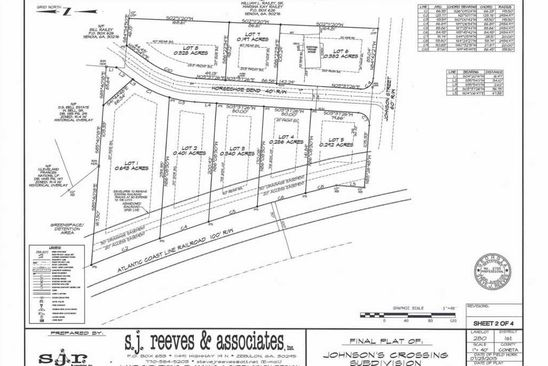 null bed null bath Vacant Land at 46 Horseshoe Bend Way Senoia, GA, 30276 is for sale at 67k - google static map
