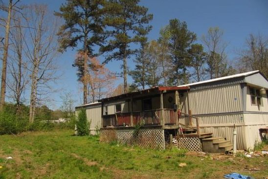 2 bed 1 bath Mobile / Manufactured at 1396 WALKER MOUNTAIN RD BOAZ, AL, 35956 is for sale at 20k - google static map