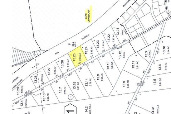 null bed null bath Vacant Land at 5 Lakeside Rd Peru, NY, 12972 is for sale at 40k - google static map