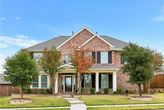 4 bed 4 bath Single Family at 7806 MEADOW GLEN DR SACHSE, TX, 75048 is for sale at 398k - google static map