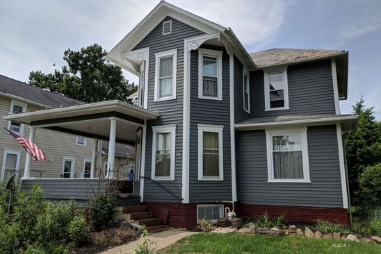 4 bed 2 bath Single Family at 30 State St Amesville, OH, 45711 is for sale at 149k - google static map
