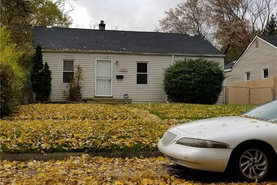 3 bed 1 bath Single Family at 17435 FENTON ST DETROIT, MI, 48219 is for sale at 40k - google static map