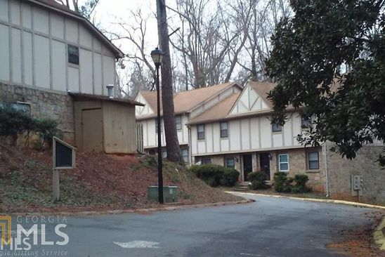 3 bed 3 bath Townhouse at 1150 RANKIN ST STONE MOUNTAIN, GA, 30083 is for sale at 55k - google static map